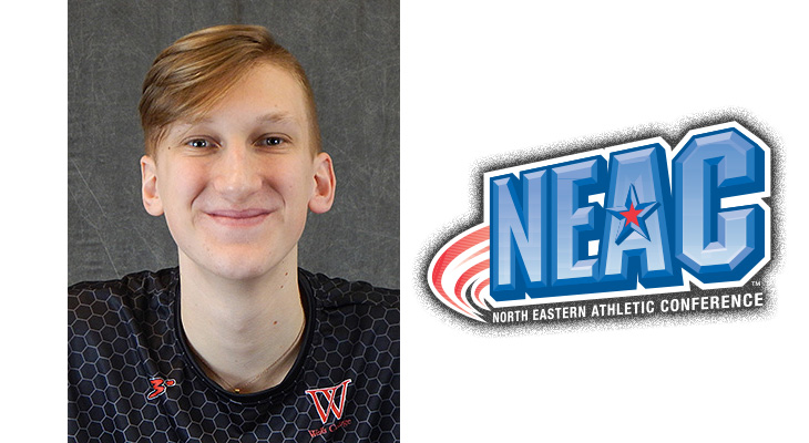 Patzer Claims NEAC Men's Volleyball Weekly Award