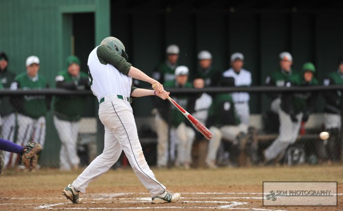 Miller, Johnson Combine for Seven Hits, Seven RBIs, Mustangs Down Lions, 17-3