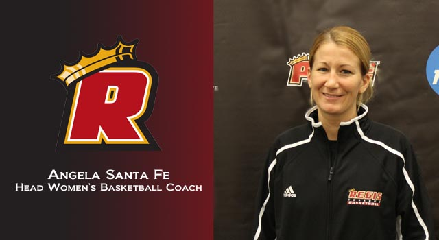REGIS NAMES ANGELA SANTA FE NEXT WOMEN'S BASKETBALL COACH