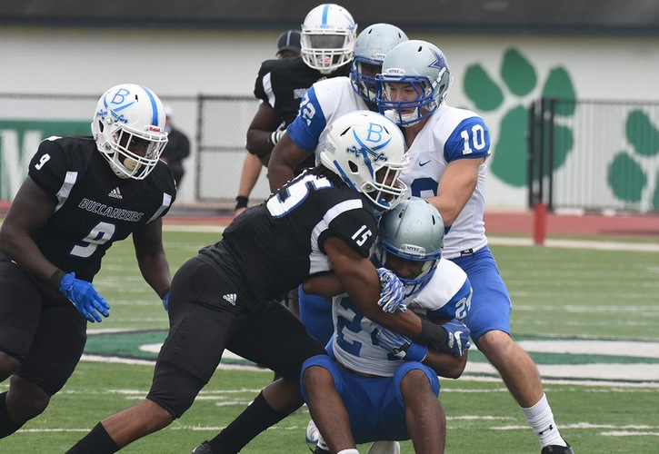 Blinn Football To Feature Explosive Offense, Aggressive Defense This Spring