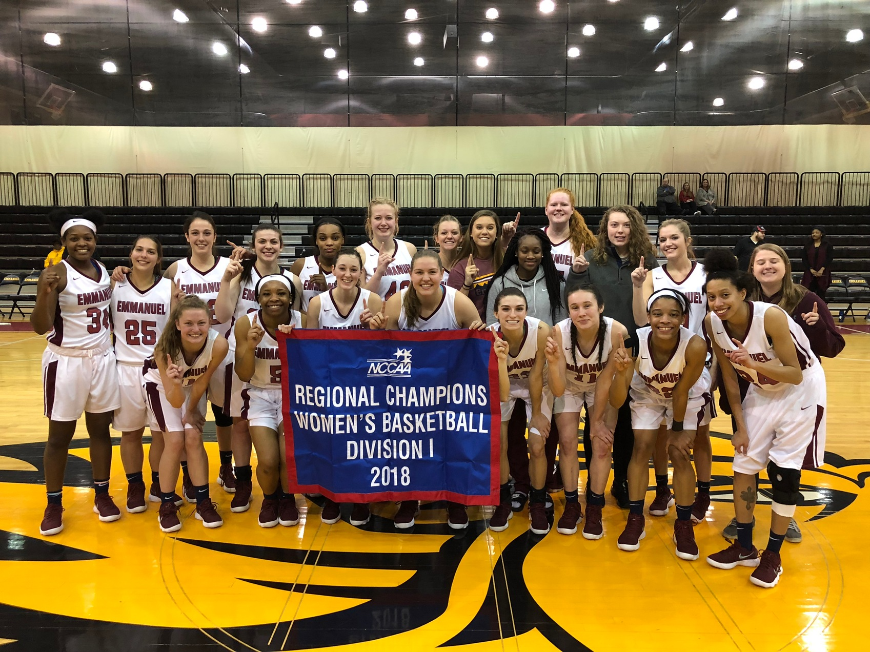 Lady Lions Head to Nationals