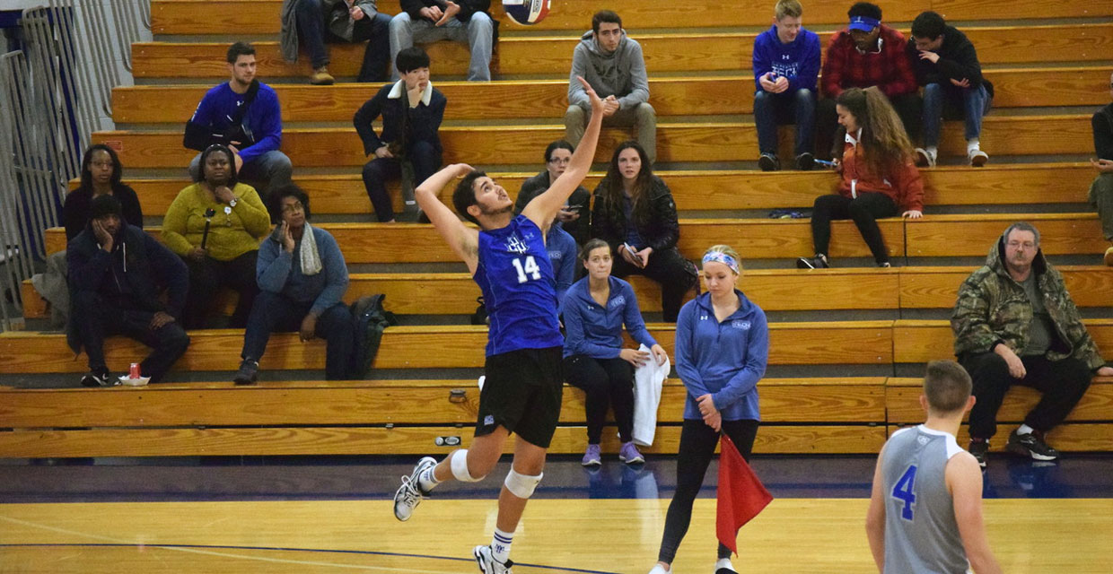 Photo for Lawrence Tech drops three matches at Lourdes on Saturday