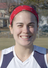 Mary Washington Junior Ashley Scutari Selected As The 2009 CAC Nominee For NCAA Sportsmanship Award