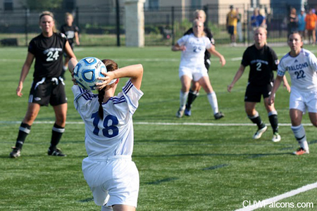 Women's Soccer drops first NAC contest to MSOE