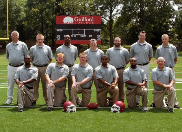 Guilford Rounds Out 2011 Football Coaching Staff