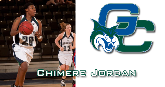Jordan Grabs Sixth GC Athlete of the Week Honor