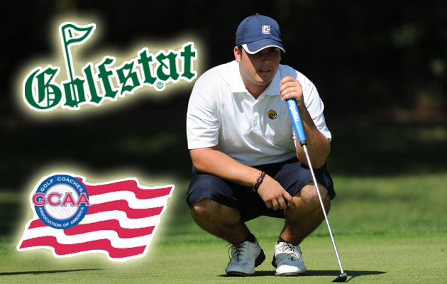 Coker Men's Golf Team Ranked in Pair of National Polls