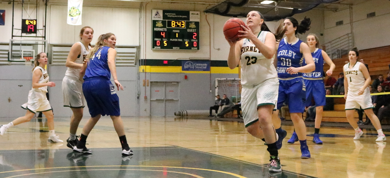 Chargers Gallop Past Hornets in Second Half