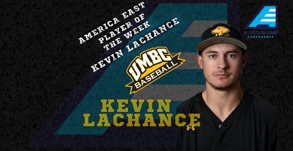 Lachance Named America East Player of the Week; Dawgs Travel to Richmond on Wednesday