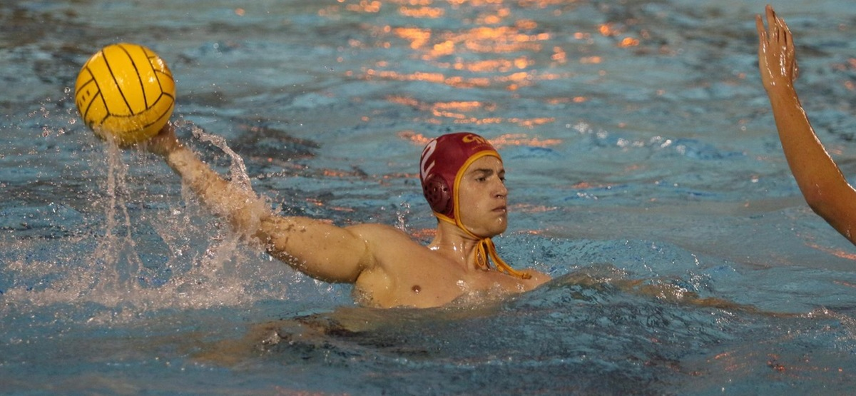 CMS Men's Water Polo Opens SCIAC Play with 13-11 Win over Chapman