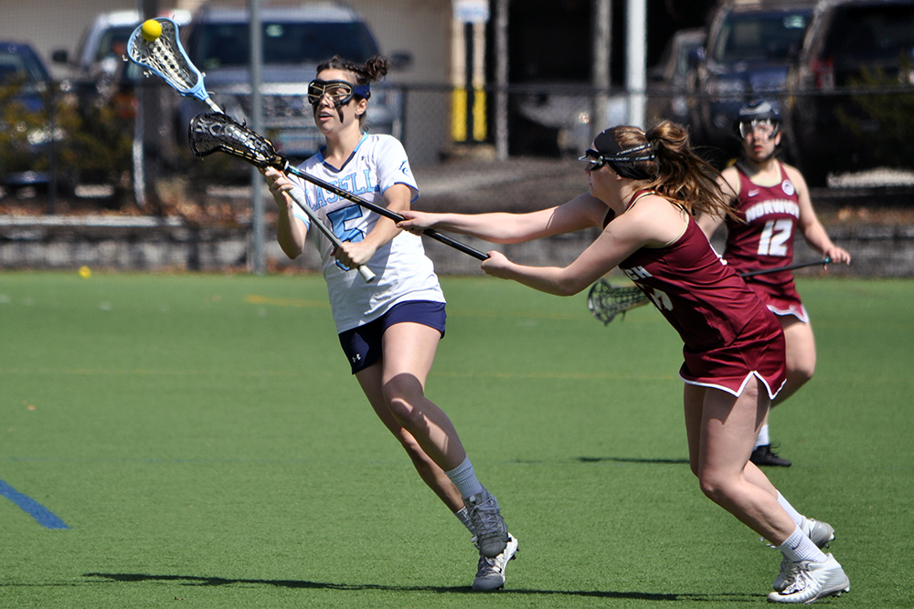 WLX: Lasell defeats Norwich in GNAC match-up