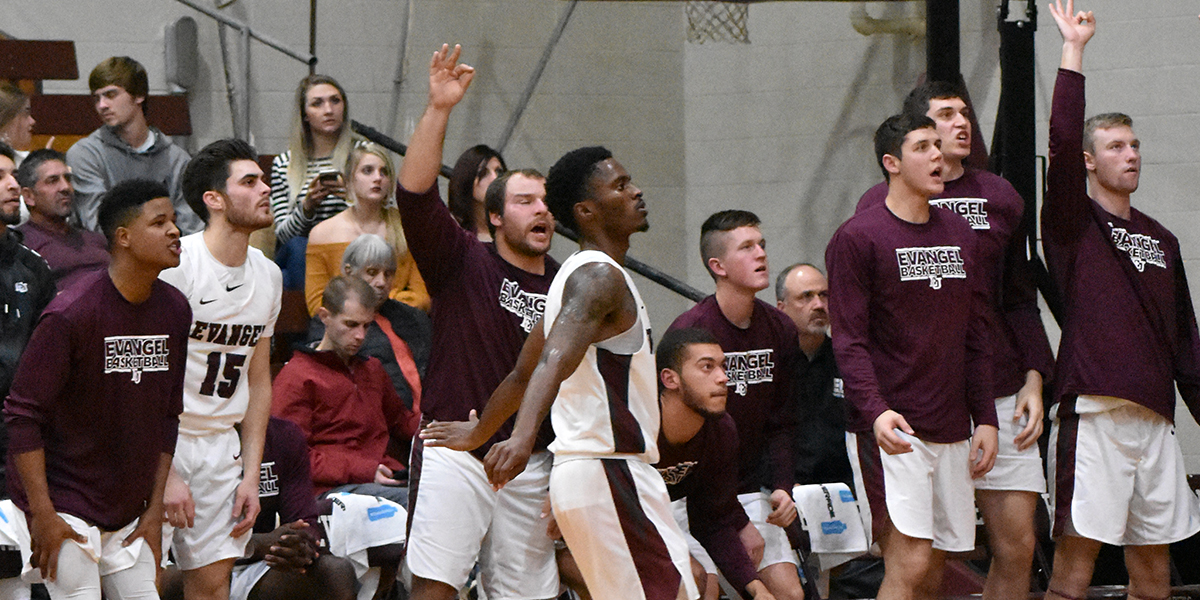 Evangel Men Host Missouri Baptist Saturday in Non-Conference Action