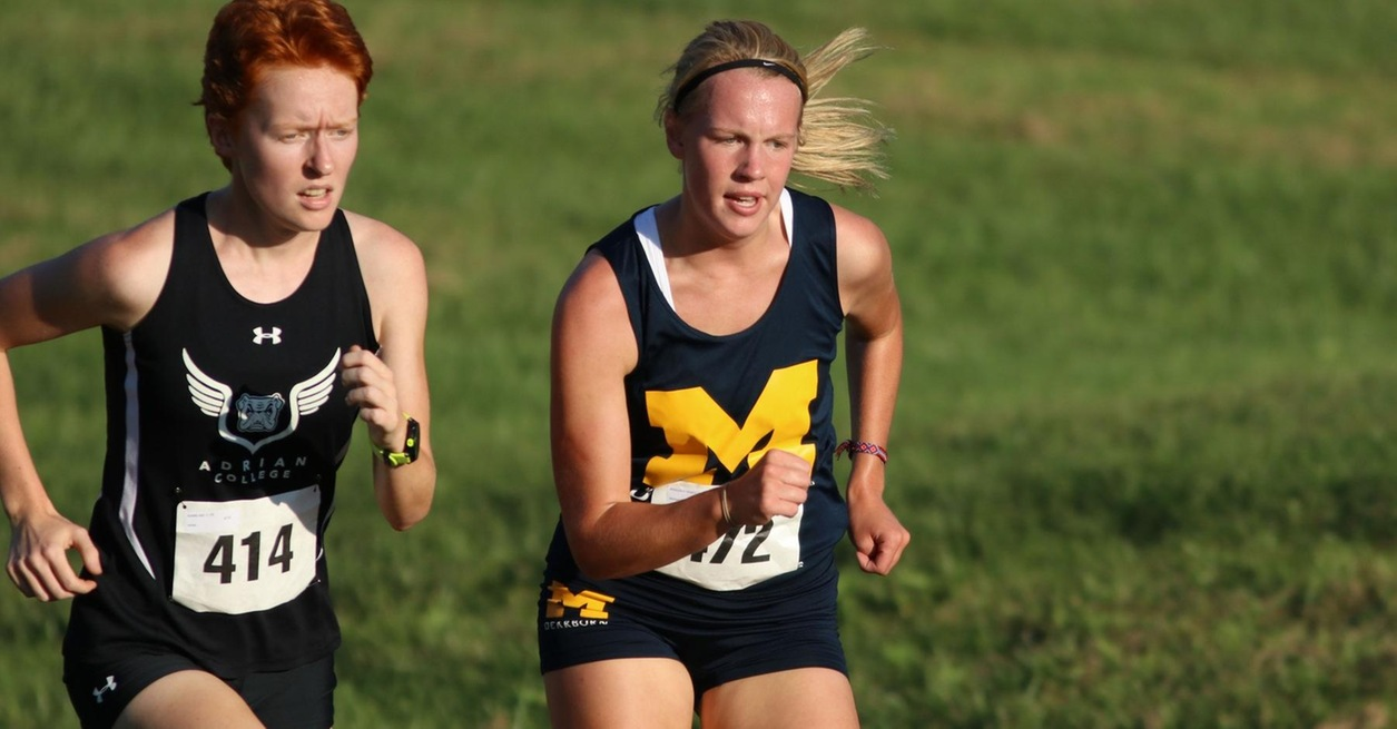 Wolverines Compete at Ray Bullock Invitational