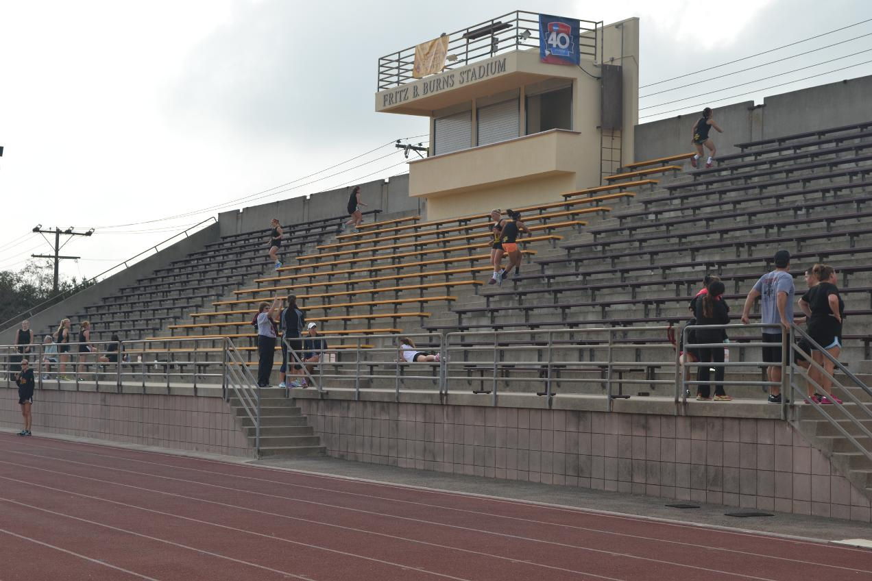 Inaugural CMS Stadium Run raises over $2k for Wounded Warrior Project