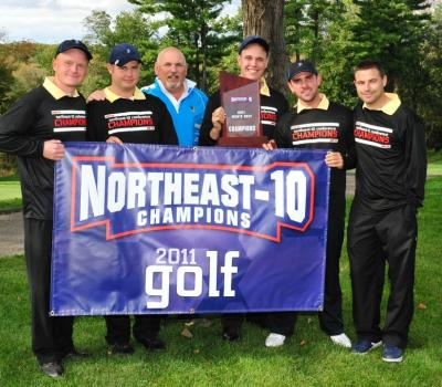 2011 Northeast-10 Conference Champions