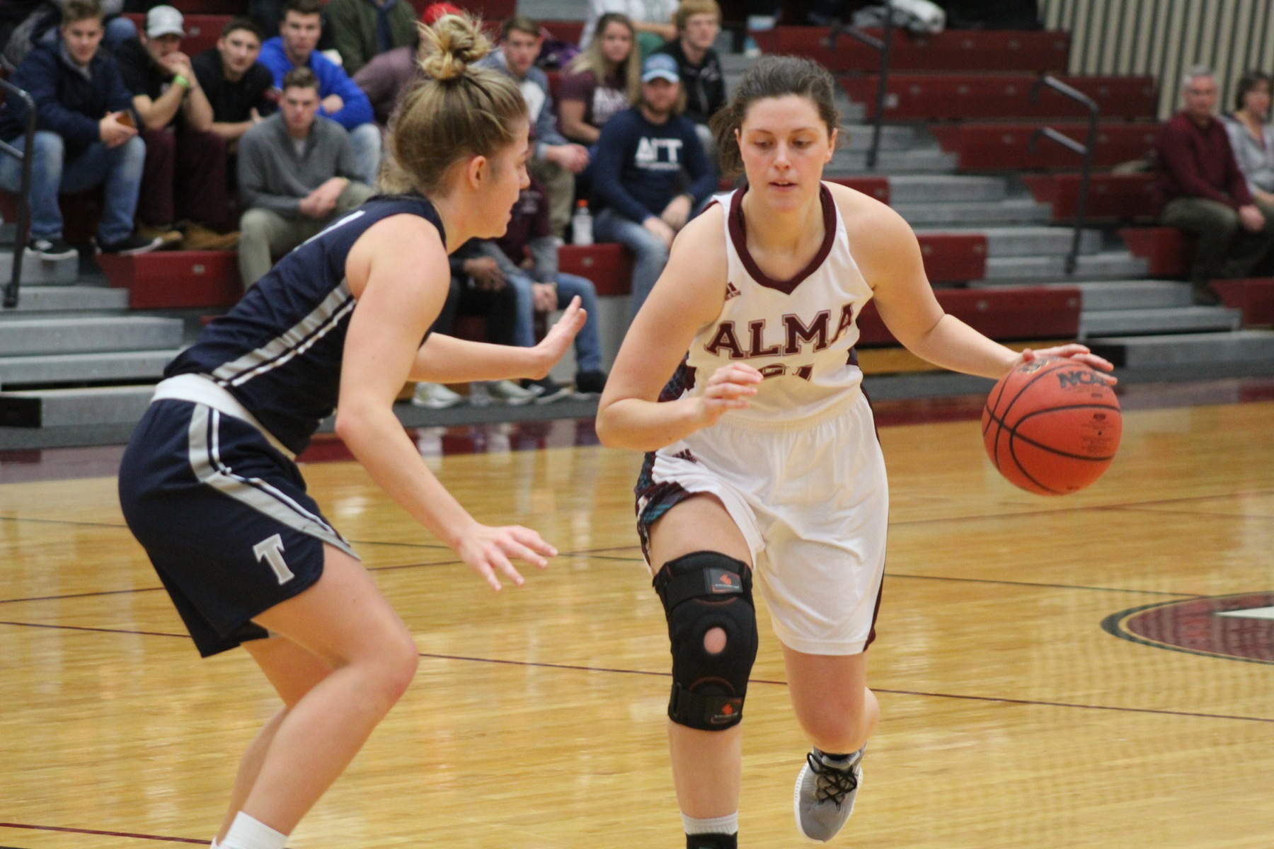 Women's Basketball Falters Against Nationally-Ranked Trine