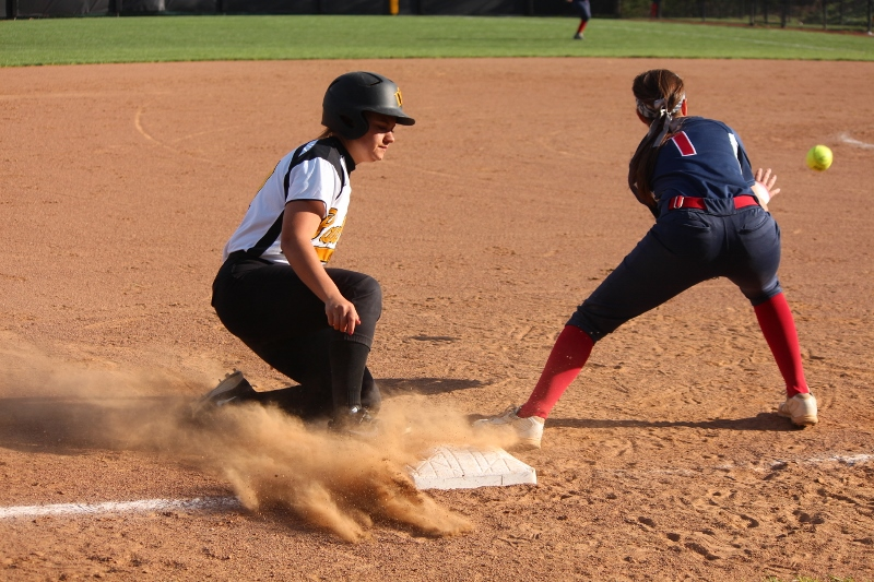 Softball Takes Two On First Day Of NTC Spring Games