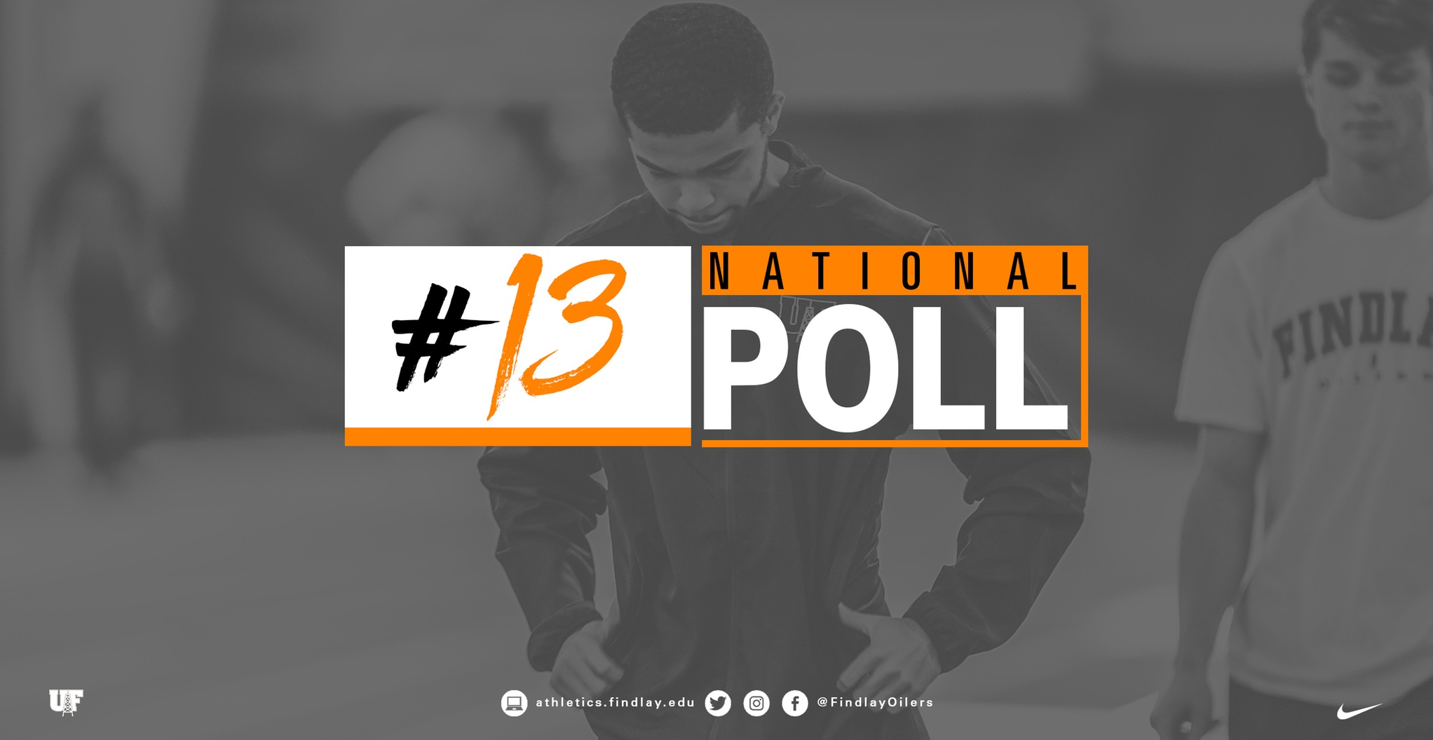 Oilers Ranked 13th in Latest National Poll