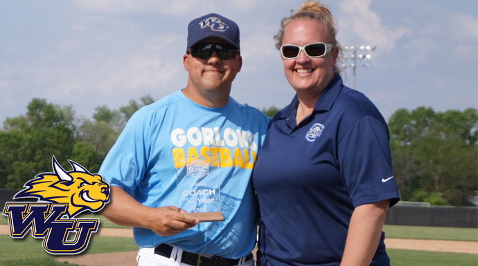 Webster's Kurich Named ABCA Central Region Coach of the Year