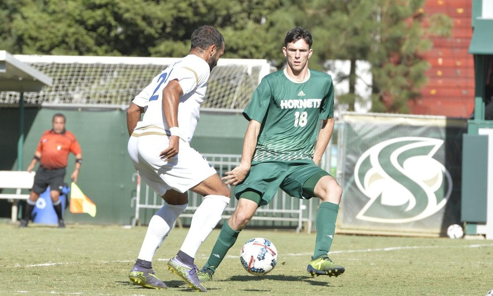 MEN'S SOCCER WRAPS SEASON FINALE AT DAVIS, HEADS TO TOURNAMENT AS NO. 3 SEED