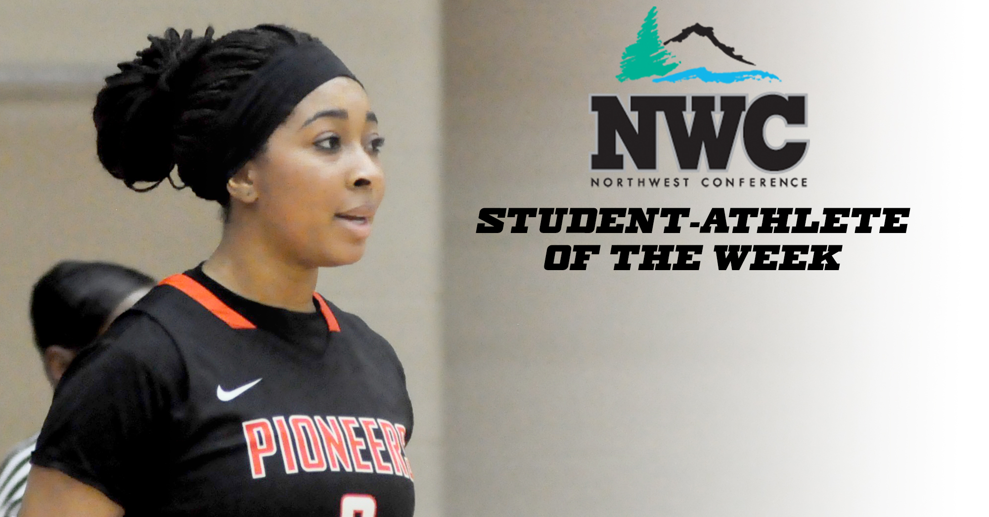 Afolabi snags fourth double-double, NWC honors