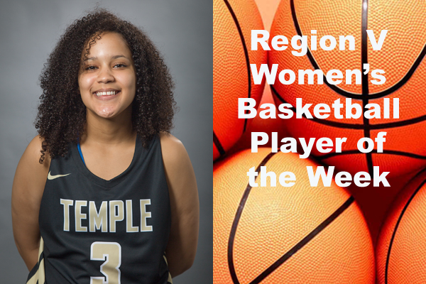 Region V Women's Basketball Player of the Week (Nov. 13)