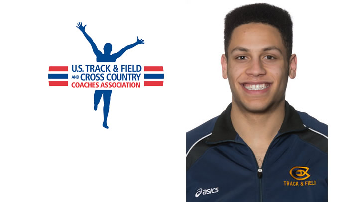 Thurgood Dennis Named Division III Indoor National Athlete of the Year