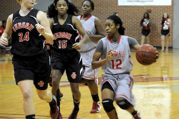 Huntingdon women's basketball cruises to victory in home opener
