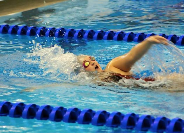 Medina Shines in Double Dual Meet at Greensboro
