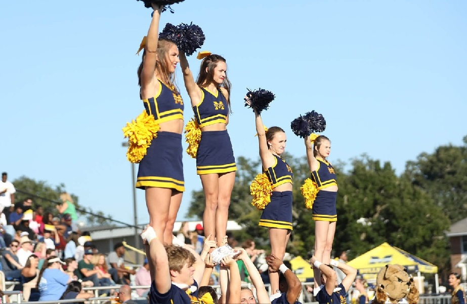 MGCCC Cheer tryouts scheduled for March 22