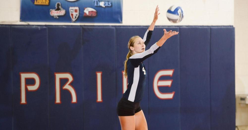 Volleyball drops games to Chestnut Hill and Wilmington
