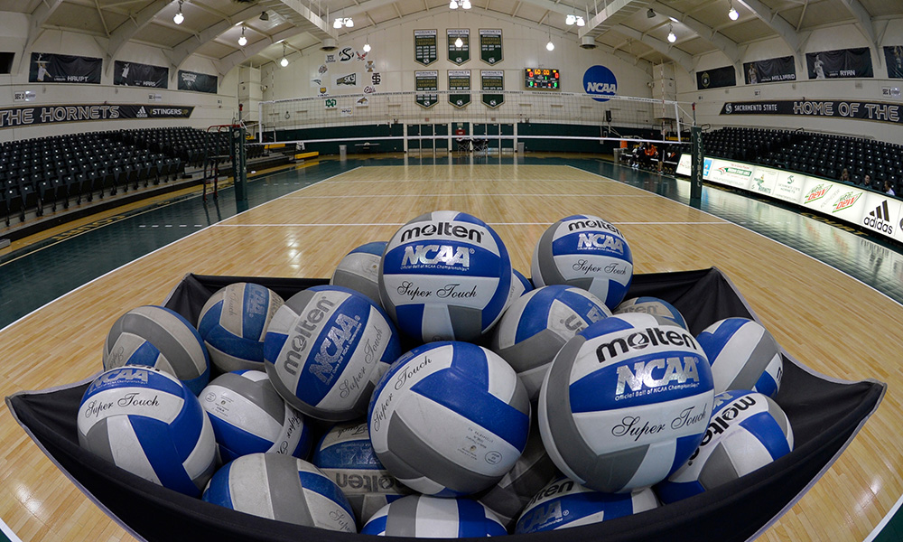 VOLLEYBALL'S MATCH AGAINST NORTHERN COLORADO IS CANCELED