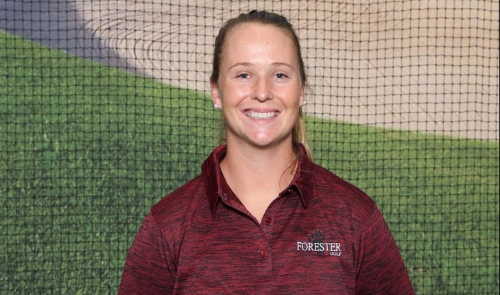 Allie Girard Named Forester Athlete of the Week