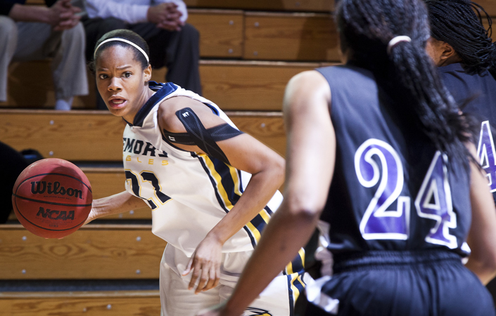 Jackson Buzzer Beater Gives Emory Women's Basketball Win At Carnegie Mellon