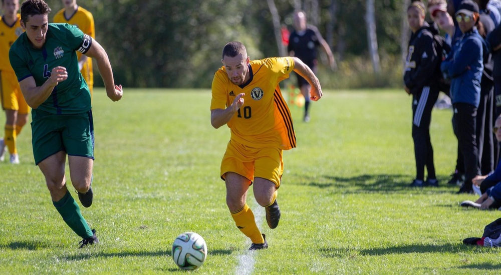 MSOC | Voyageurs Tie Varsity Blues, Prepare for Playoff Rematch