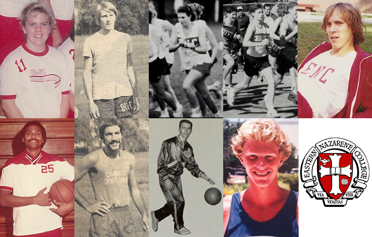 Eastern Nazarene Set to Induct Nine into Carroll F. Bradley Hall of Fame