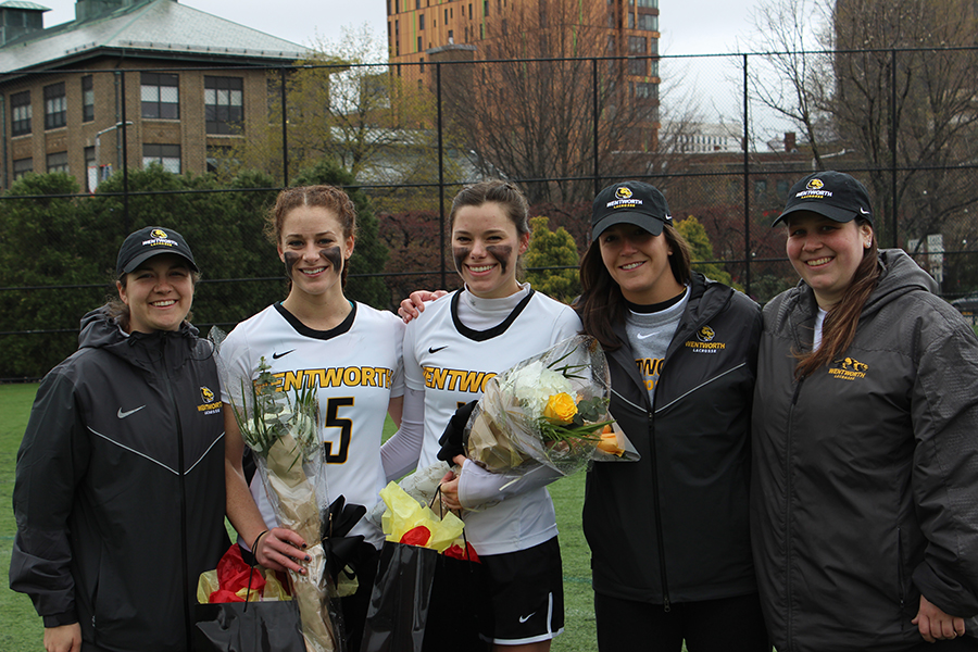 Women's Lacrosse Falls in Home Finale