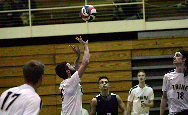 Volleyball Drops First Matches of Misericordia Invitational