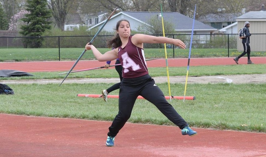 Track and Field Wraps up Competition in the MIAA Outdoor Championships