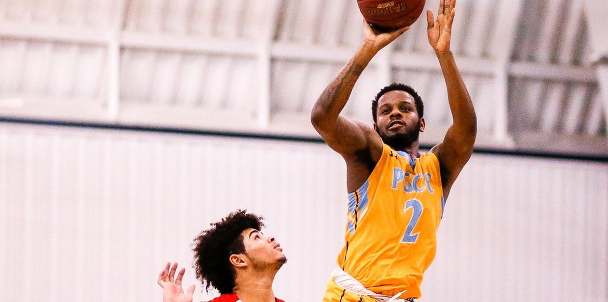 Prince George's Men's Basketball Makes Trek To Hagerstown For Key Maryland JUCO Tilt On Wednesday
