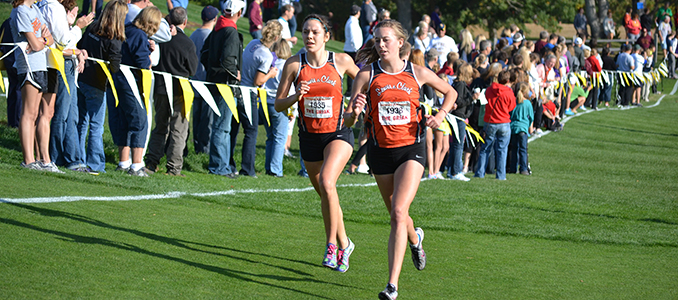 Cross Country Wins Linfield Dual