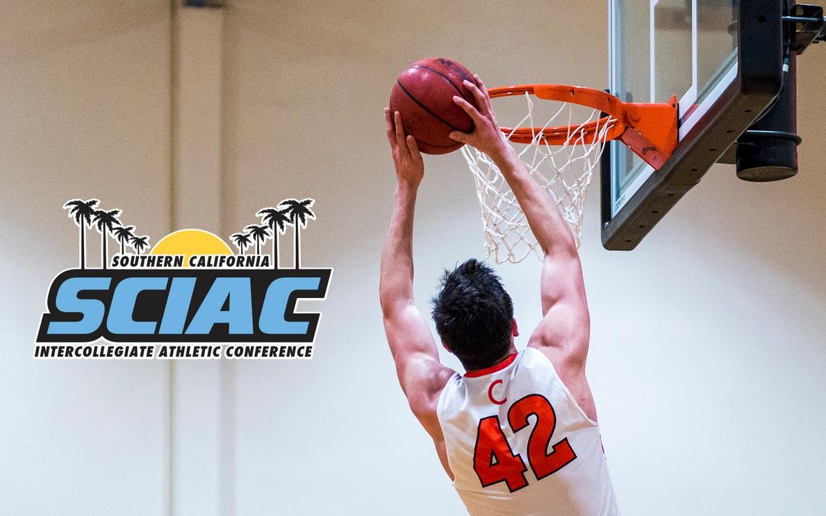 Al-Rayes Named First Team All-SCIAC