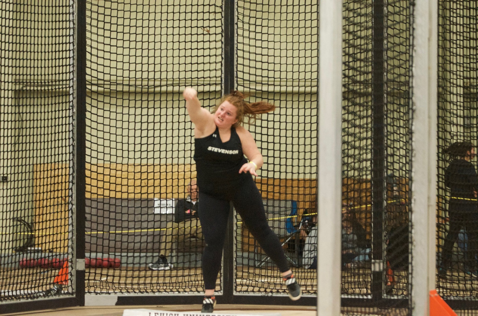 Ani, Rega Take Third and Fourth in Shot Put at Hopkins/Loyola Invite