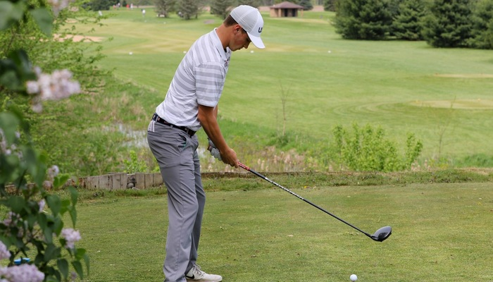 Janci earns All-OAC honors at Men's Golf Championships