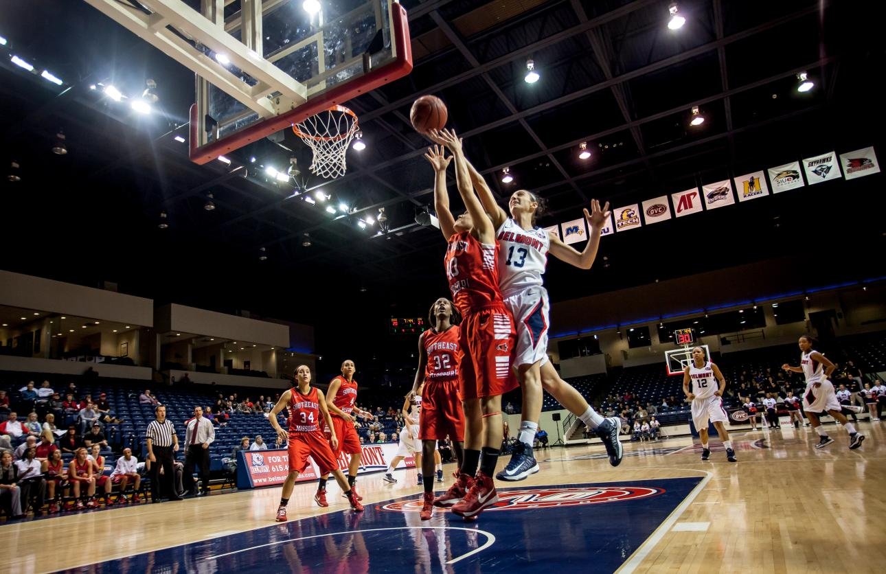Down to the Wire: Women's Basketball Falls at Tennessee Tech in Final Seconds