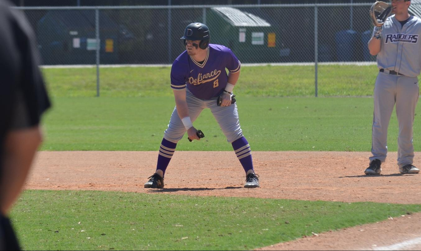 Baseball Concludes Southern Trip with Alvernia
