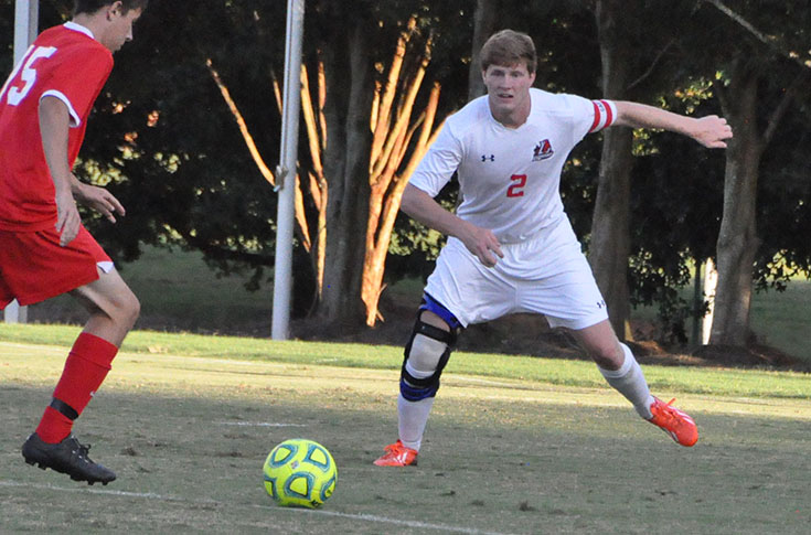 Men's Soccer: Panthers fall on the road to USA South foe Covenant