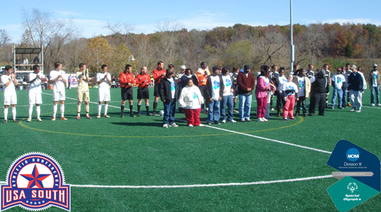 USA South Welcomes Special Olympians to Soccer Finals