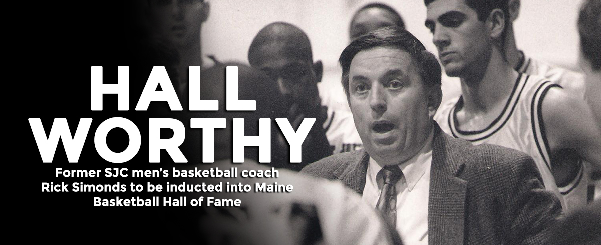 Rick Simonds to Enter Maine Basketball Hall of Fame