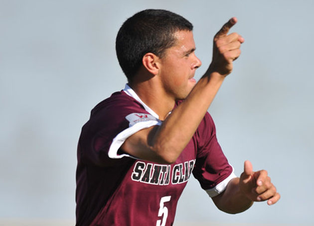 Santa Clara Men's Soccer Keeps Rolling, Beating No. 14 Cal 4-2